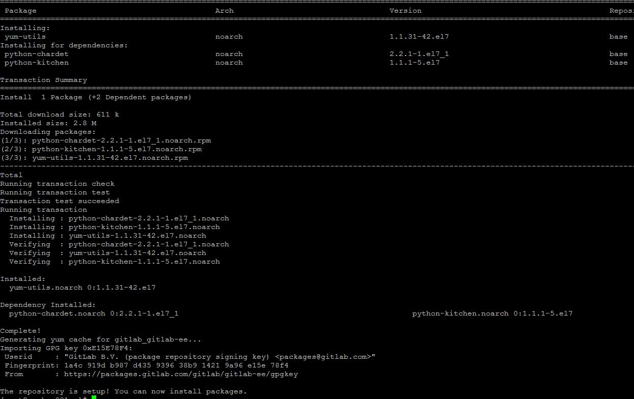 GIt Repositories, GitLab API, GitLab vs GitHub