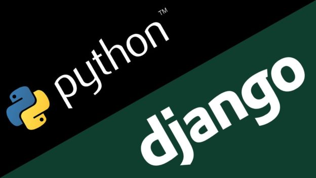 Code a simple blog using Python and Django.