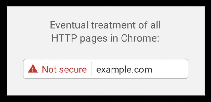 Google Chrome HTTPS Security Update
