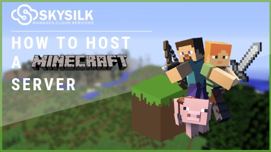 How to Host a Minecraft Server Using Ubuntu | SkySilk Cloud Blog