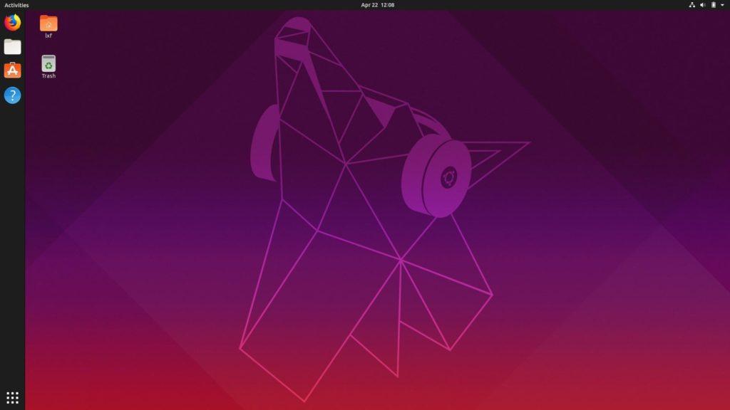 Ubuntu 19.04 VPS Disco Dingo
