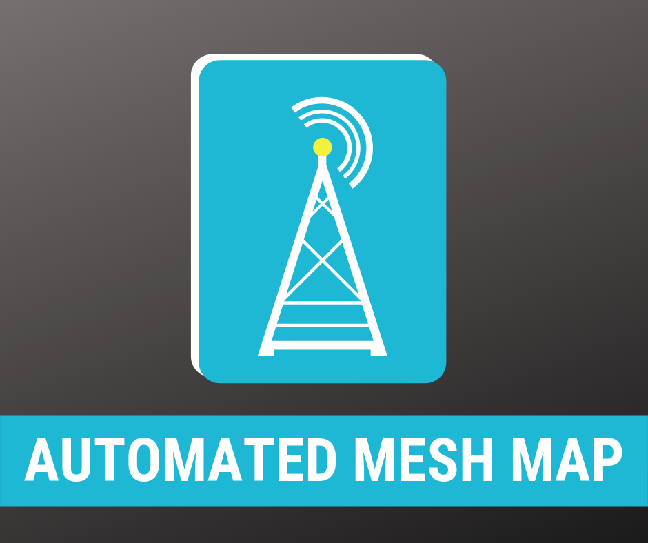 Automated Mesh Map