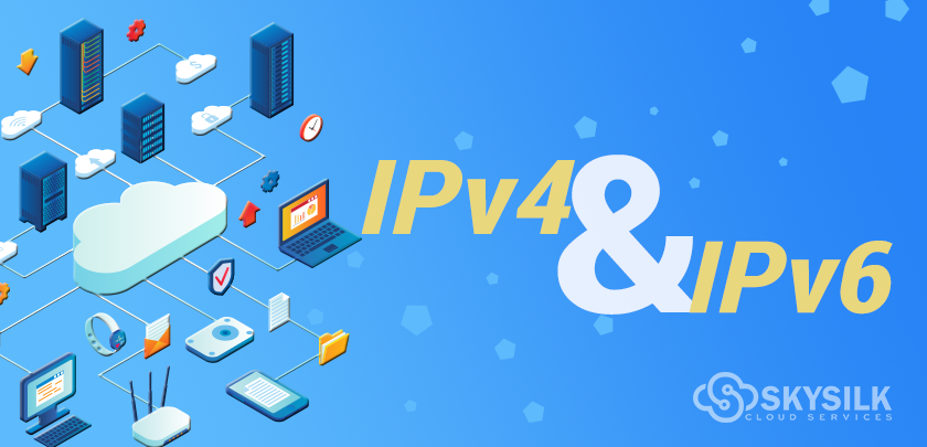 The Difference Between IPv4 and IPv6