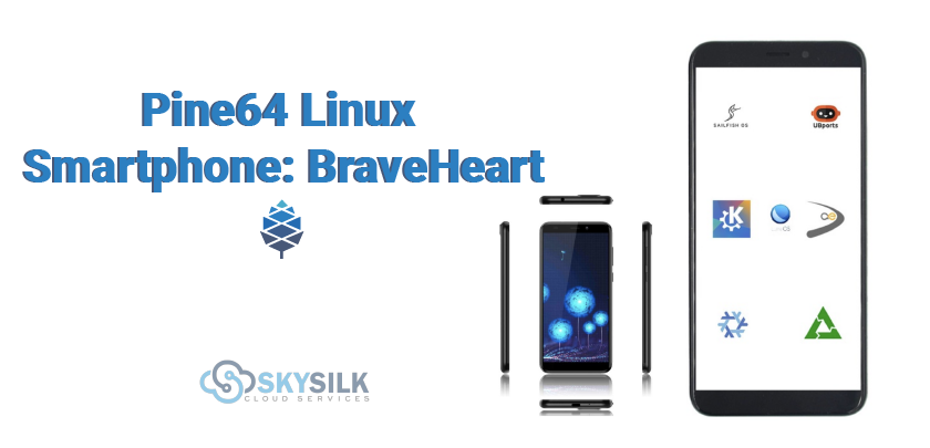 Pine64 Linux Smartphone